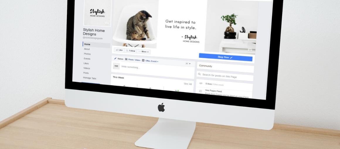 Een Facebook pagina maken voor je onderneming